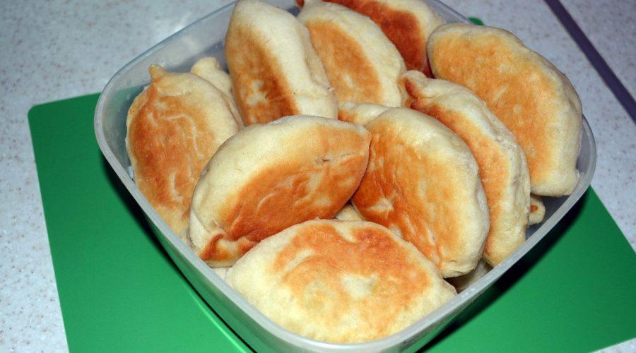 Рецепты на простые пирожки