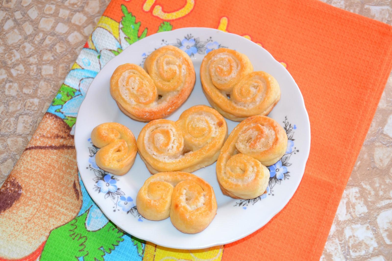 Творожное печенье на сметане рецепт